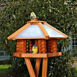 Vogelhaus Mit Ständer : vogelhaus vogelfutterhaus vogelh user vogelh uschen vogel futterhaus holz ebay ~ Whattoseeinmadrid.com Haus und Dekorationen