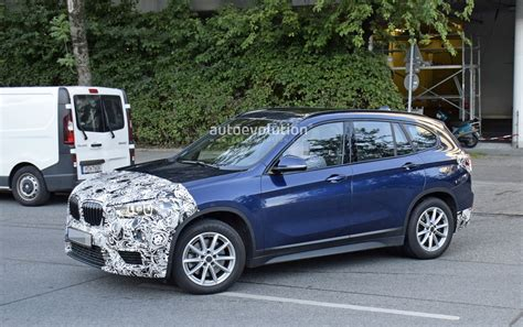 Bmw X1 2020 by Spyshots 2020 Bmw X1 Facelift Spotted Testing In Germany