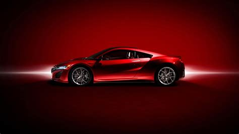 Hd Car Wallpapers by Acura Nsx 2017 Wallpaper Hd Car Wallpapers Id 6575