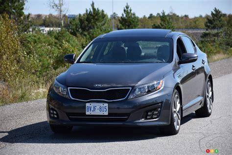 2015 Kia Optima Lx Review by 2015 Kia Optima Sx Turbo Review Editor S Review Car