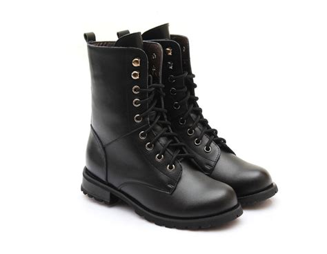 2014 New Winter Snow Boots, Fashion Black Genuine Leather