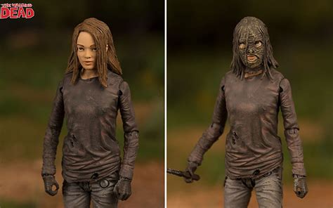Mcfarlane The Walking Dead Comic Series 5 New Photos