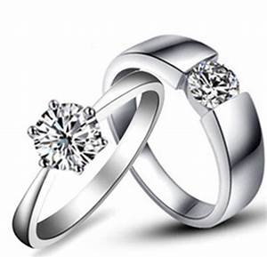 couple diamond rings wedding promise diamond With wedding ring designs for couple