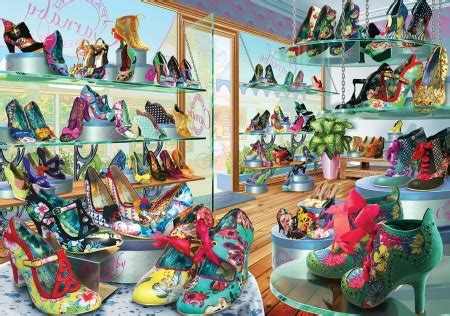 shoe store   cg abstract background wallpapers