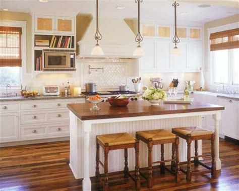 cottage kitchen island 28 images kitchens images casa marrón cottage kitchen