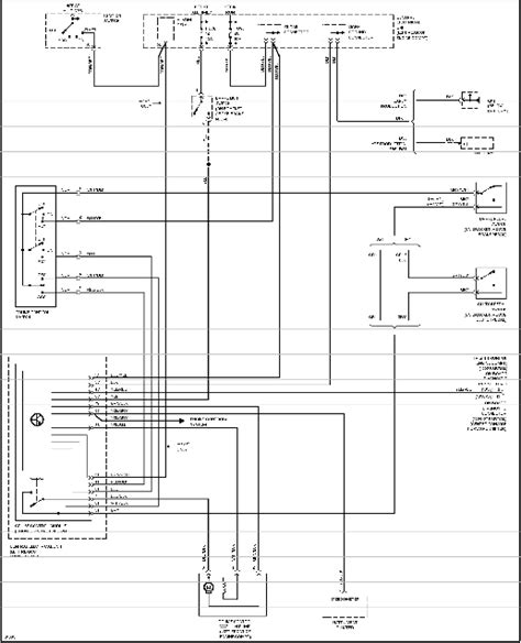 Volvo Cruise Diagram by Volvo 850 Cruise