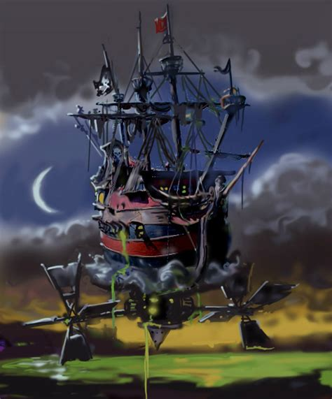 Jolly Roger Epic Mickey Wiki Fandom Powered By Wikia
