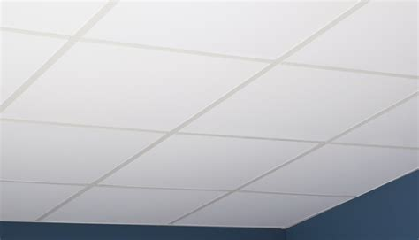 Black Drop Ceiling Tiles 2x2 by Smooth Pro 2 X 4 White Box Of 10