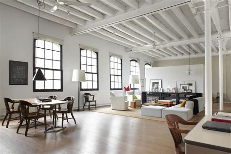 Loft Industrial Style by Minimal Bedroom Design New York Industrial Loft Style New