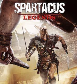 spartacus legends wikipedia