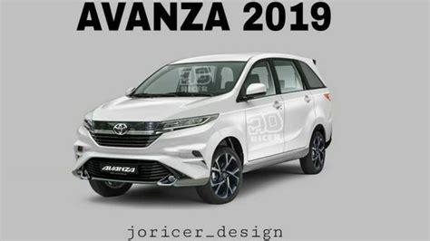 Gambar Mobil Gambar Mobiltoyota Avanza Veloz 2019 by Beginikah Wujud Model Terbaru Mobil Sejuta Umat Avanza