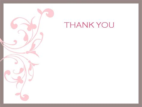 free thank you notes templates thank you card awesome collection thank you cards