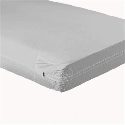 plastic mattress cover waterproof zippered vinyl mattress protector elderstore