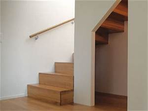 Offenes Treppenhaus Schließen Schiebetür : konstruktion mit lamello invis mx treppe ohne schall bertragung ~ Buech-reservation.com Haus und Dekorationen