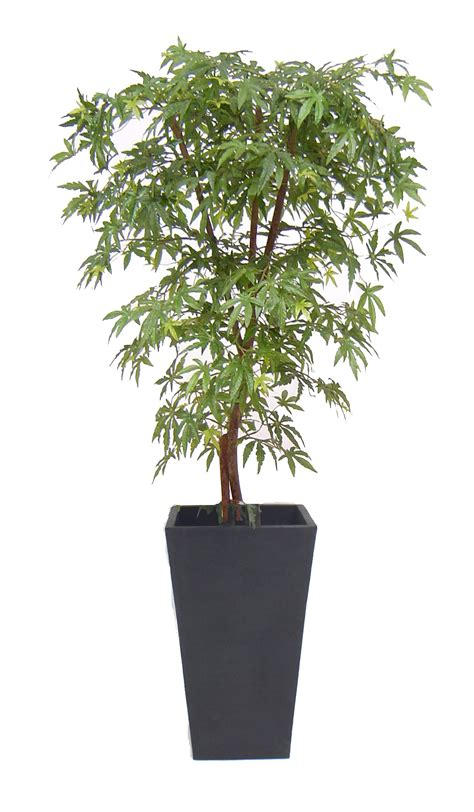 artificial green maple tree hand built trees trees