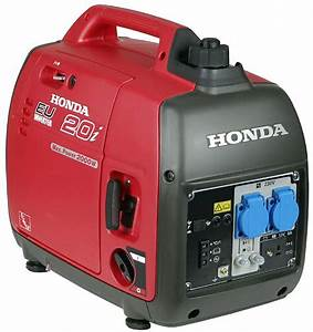 Groupe Electrogene Silencieux Honda : groupe electrogene honda eu20i ~ Dailycaller-alerts.com Idées de Décoration