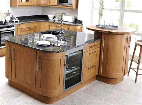 kitchen island with breakfast bar oak kitchen island with breakfast bar home interior