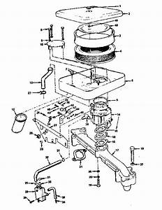 Onan T260g 3851a Lawn  U0026 Garden Engine Parts