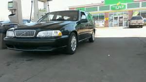 My Clean Stock Volvo 1998 V70 Glt