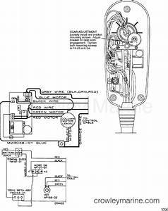 wire diagrammodel te784v 36 volt 2001 motorguide 24v With motorguide 24 volt wiring diagram