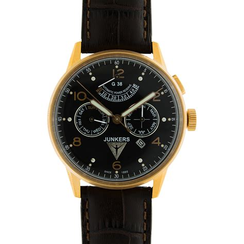 Junkers 6964-5 - Watches