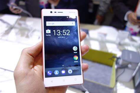 android phone reviews nokia 3 review on with nokia s budget android