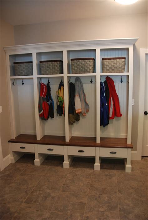 Under Bench Dishwasher by Mud Rooms Traditional Laundry Room Vancouver By