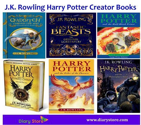 Jk Rowling Harry Potter Creator  Joanne Kathleen Rowling