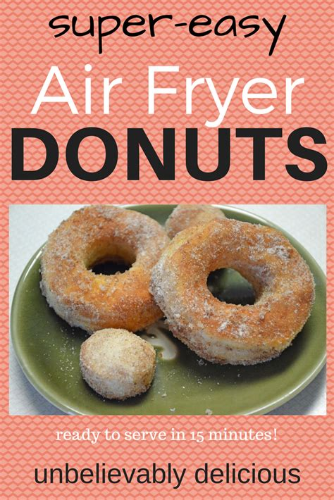 air fryer donuts easy recipe super recipes read scratch wise healthy go delicious
