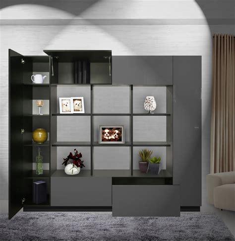 harrison bookcase modern cube bookshelves surrounded