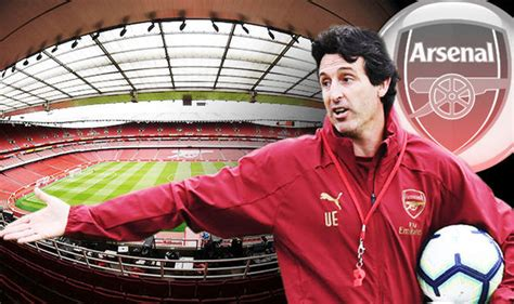 Unai Emery Demands Major Changes To Arsenal's Campaign