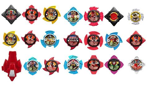 New Press Images Of Ninja Power Star Packs Coming In The