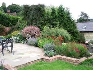 plants around patio garden design 62322 garden inspiration ideas