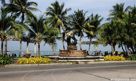 Pattaya -- Beach Road, Viewpoint, Jomtien