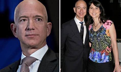 Jeff Bezos Wife Mackenzie