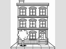 apartment building clipart black and white 5 Clipart Station