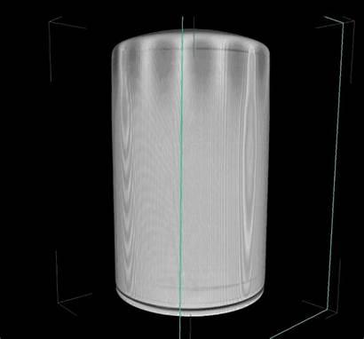 Ct 3d Scanning Filter Oil Vision Machine