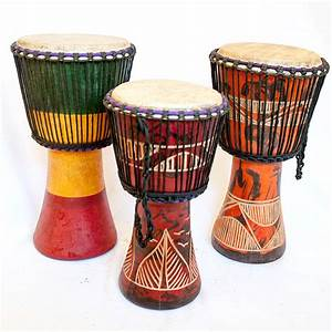 Moyo Fine Arts African Drums