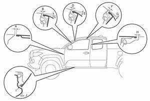 Toyota Tacoma 2015-2018 Service Manual  Adjustment