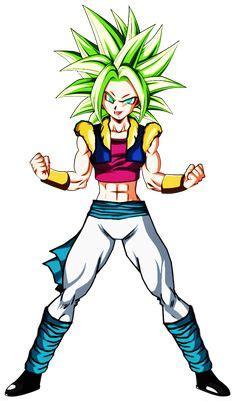 Kefla Ssj4 by cyde83 C K Super saiyan Deviantart Goku