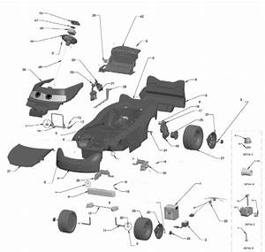 Power Wheels Lightning Mcqueen Parts