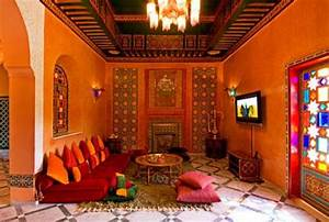 decoration salon oriental With idee deco salon oriental