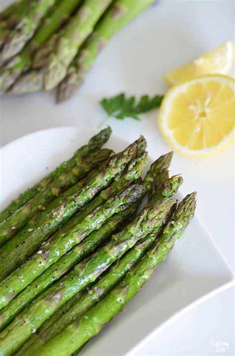 asparagus fryer air recipe emilie