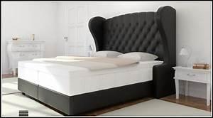 Extra Hohes Bett : bett mit extra hohem kopfteil betten house und dekor galerie yjaw5vdze3 ~ Markanthonyermac.com Haus und Dekorationen