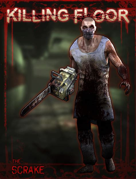 killing floor scrake support battle killing floor vs left 4 dead general