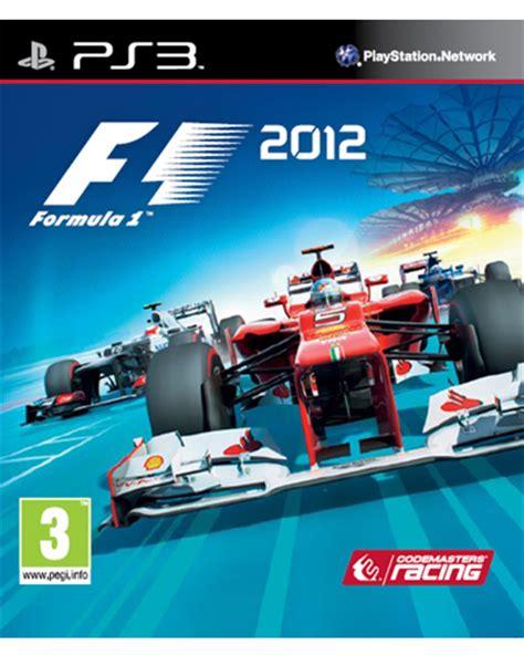 F1 2012 PS3 de PlayStation 3 en Fnac.es. Comprar