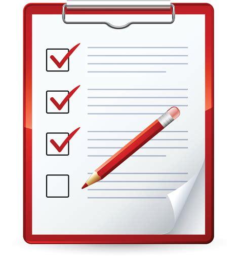 Checklist Clipart Checklist Cliparts