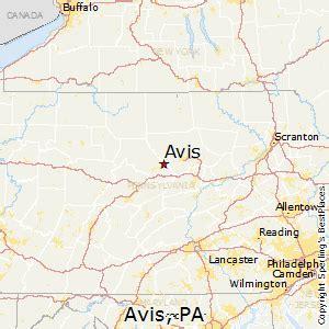 places    avis pennsylvania