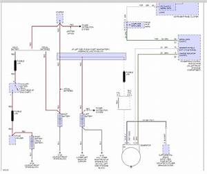 Alternator Wiring Diagram Please   Does And Where Is The