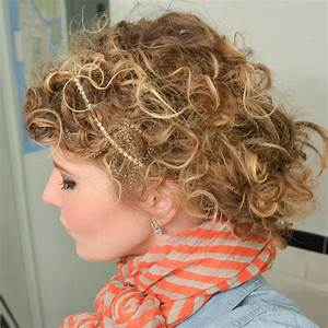 How To Style Curly Hair See How To Style Curly Hair And
